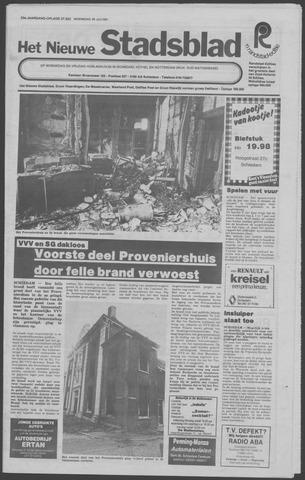 Het Nieuwe Stadsblad 1981-07-29