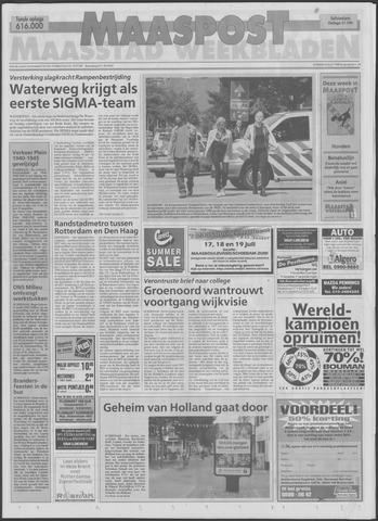 Maaspost / Maasstad / Maasstad Pers 1998-07-08