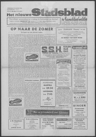 Het Nieuwe Stadsblad 1962-01-10
