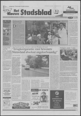 Het Nieuwe Stadsblad 2001-06-20