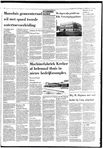 Rotterdamsch Nieuwsblad / Schiedamsche Courant / Rotterdams Dagblad / Waterweg / Algemeen Dagblad 1968-06-05
