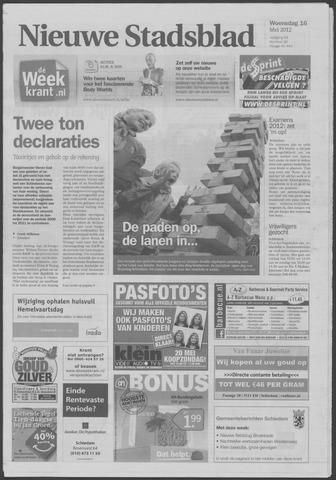 Het Nieuwe Stadsblad 2012-05-16