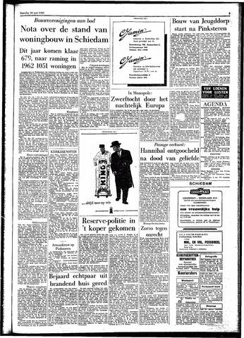 Rotterdamsch Parool / De Schiedammer 1961-05-20
