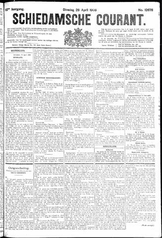 Schiedamsche Courant 1908-04-28