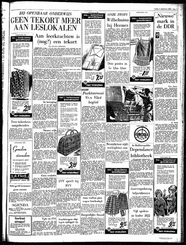 Rotterdamsch Parool / De Schiedammer 1964-09-04