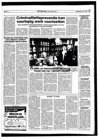 Het Vrije volk 1990-04-12