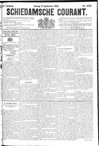 Schiedamsche Courant 1908-09-13