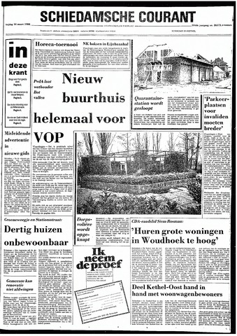Rotterdamsch Nieuwsblad / Schiedamsche Courant / Rotterdams Dagblad / Waterweg / Algemeen Dagblad 1980-03-14