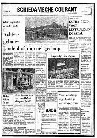 Rotterdamsch Nieuwsblad / Schiedamsche Courant / Rotterdams Dagblad / Waterweg / Algemeen Dagblad 1974-05-04