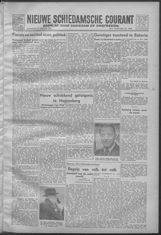 Nieuwe Schiedamsche Courant 1946-01-26