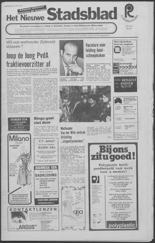 Het Nieuwe Stadsblad 1976-04-07