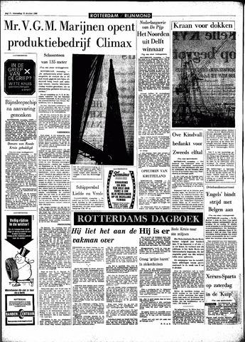 Rotterdamsch Parool / De Schiedammer 1966-10-12
