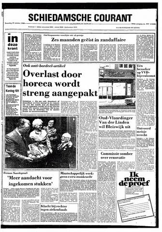 Rotterdamsch Nieuwsblad / Schiedamsche Courant / Rotterdams Dagblad / Waterweg / Algemeen Dagblad 1980-10-29