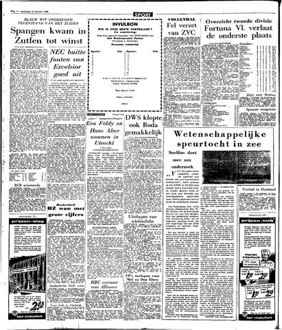 Rotterdamsch Parool / De Schiedammer 1964-10-19