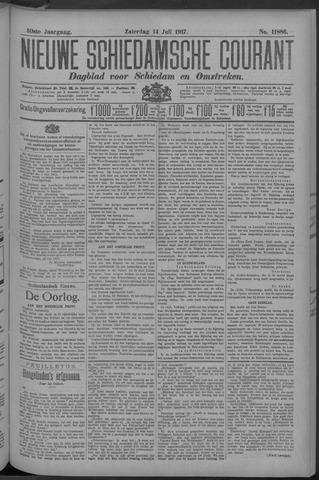 Nieuwe Schiedamsche Courant 1917-07-14
