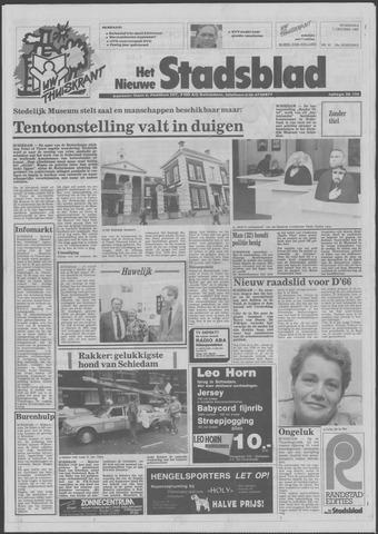 Het Nieuwe Stadsblad 1987-10-07