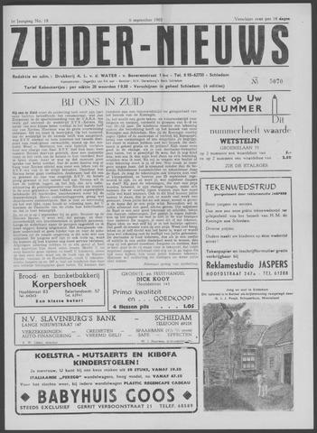 Zuider Nieuws 1962-09-06