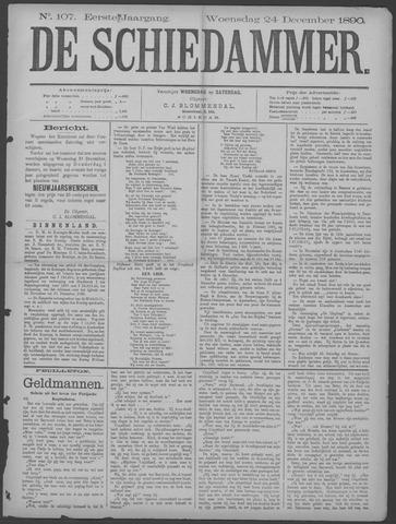 De Schiedammer 1890-12-24