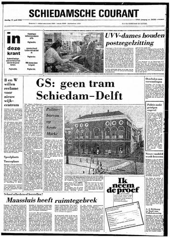 Rotterdamsch Nieuwsblad / Schiedamsche Courant / Rotterdams Dagblad / Waterweg / Algemeen Dagblad 1980-04-15