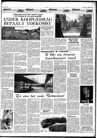 Trouw / De Rotterdammer 1969-02-01