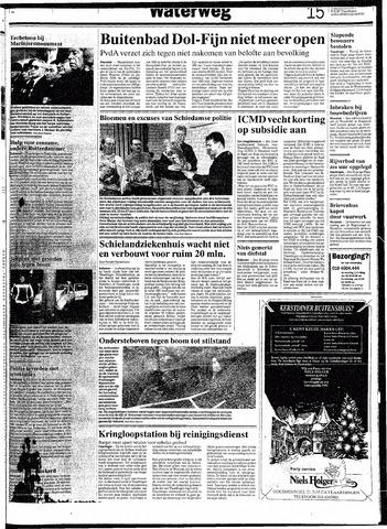 Rotterdamsch Nieuwsblad / Schiedamsche Courant / Rotterdams Dagblad / Waterweg / Algemeen Dagblad 1991-12-11