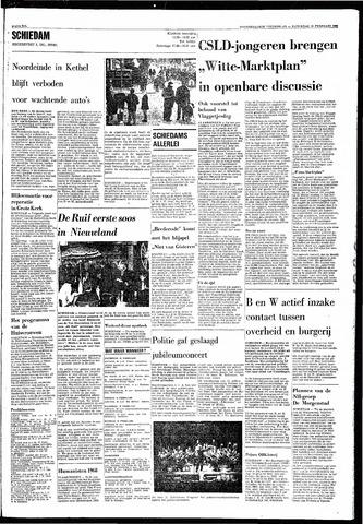 Rotterdamsch Nieuwsblad / Schiedamsche Courant / Rotterdams Dagblad / Waterweg / Algemeen Dagblad 1968-02-10