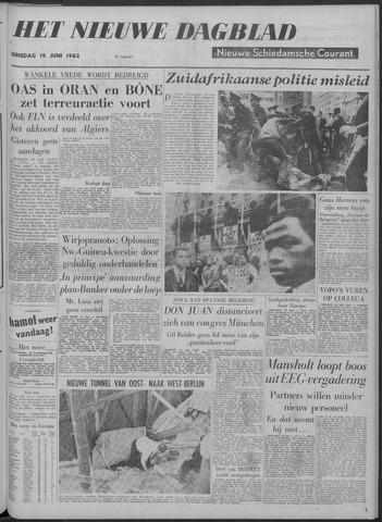 Nieuwe Schiedamsche Courant 1962-06-19