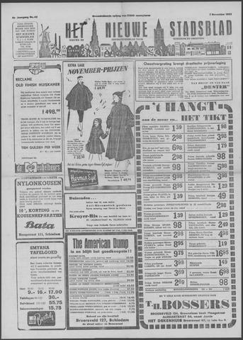 Het Nieuwe Stadsblad 1952-11-07