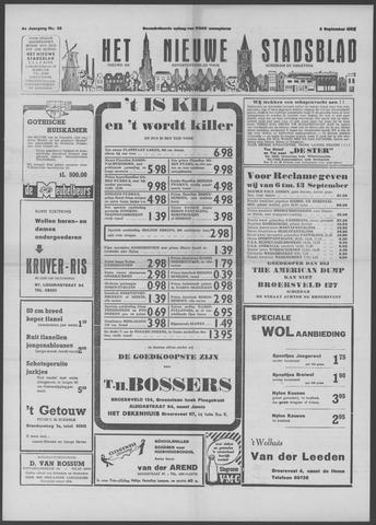 Het Nieuwe Stadsblad 1952-09-05
