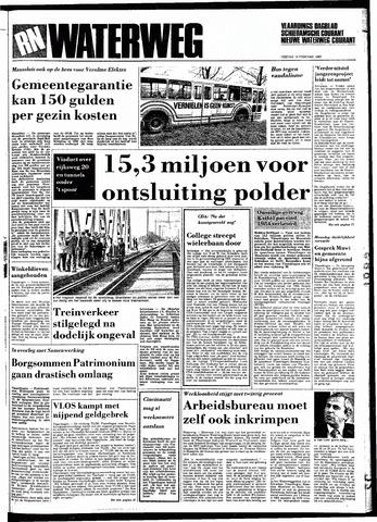 Rotterdamsch Nieuwsblad / Schiedamsche Courant / Rotterdams Dagblad / Waterweg / Algemeen Dagblad 1983-02-18