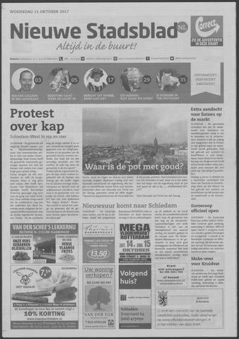 Het Nieuwe Stadsblad 2017-10-11