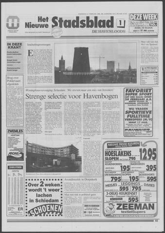 Het Nieuwe Stadsblad 1996-02-21