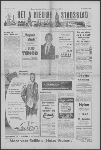 Het Nieuwe Stadsblad 1956-04-27