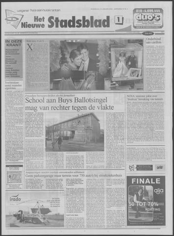 Het Nieuwe Stadsblad 2002-01-23