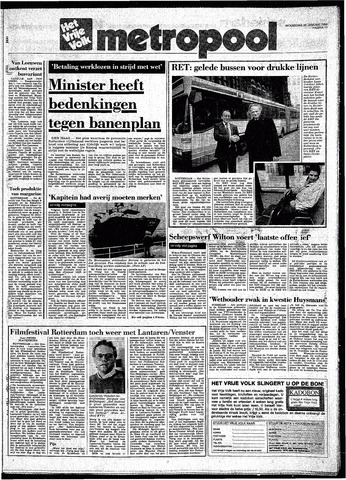 Het Vrije volk 1988-01-20