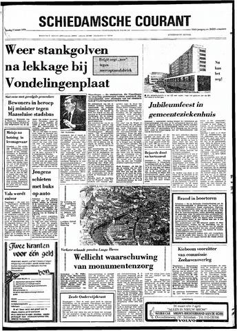 Rotterdamsch Nieuwsblad / Schiedamsche Courant / Rotterdams Dagblad / Waterweg / Algemeen Dagblad 1979-03-27