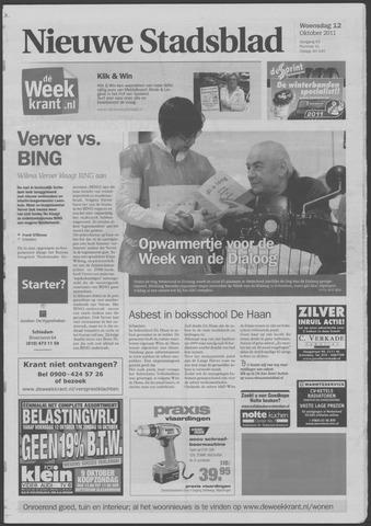 Het Nieuwe Stadsblad 2011-10-12