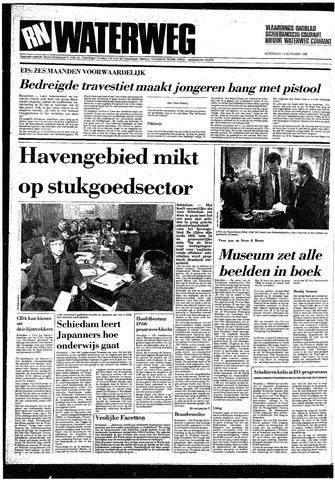 Rotterdamsch Nieuwsblad / Schiedamsche Courant / Rotterdams Dagblad / Waterweg / Algemeen Dagblad 1985-11-13