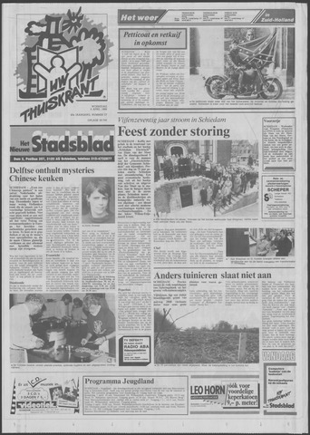 Het Nieuwe Stadsblad 1988-04-06
