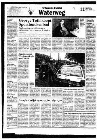 Rotterdamsch Nieuwsblad / Schiedamsche Courant / Rotterdams Dagblad / Waterweg / Algemeen Dagblad 1993-09-14