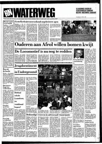 Rotterdamsch Nieuwsblad / Schiedamsche Courant / Rotterdams Dagblad / Waterweg / Algemeen Dagblad 1987-04-06