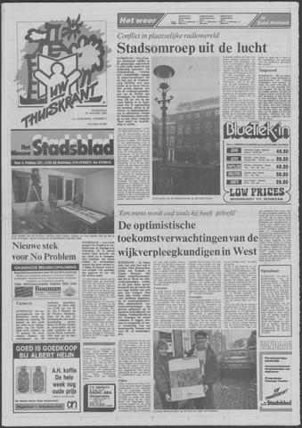 Het Nieuwe Stadsblad 1989-01-25