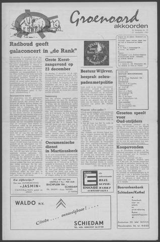 Groenoord Akkoorden 1969-11-27