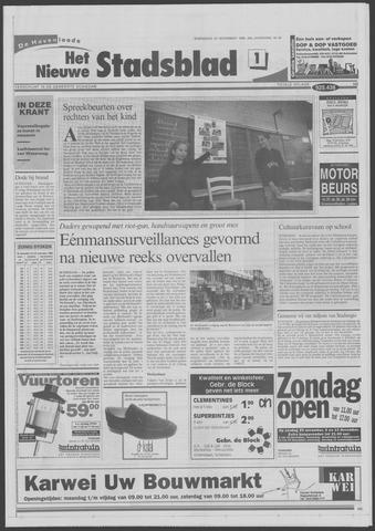 Het Nieuwe Stadsblad 1998-11-25