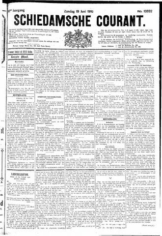 Schiedamsche Courant 1910-06-19