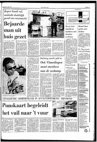 Het Vrije volk 1971-07-27