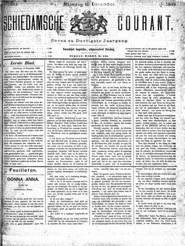 Schiedamsche Courant 1883-12-10