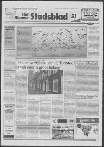Het Nieuwe Stadsblad 2001-12-12