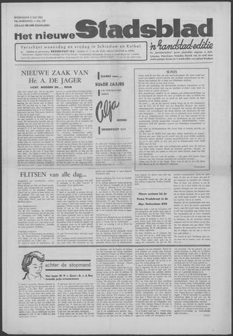 Het Nieuwe Stadsblad 1963-07-03