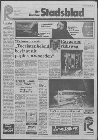 Het Nieuwe Stadsblad 1981-10-16